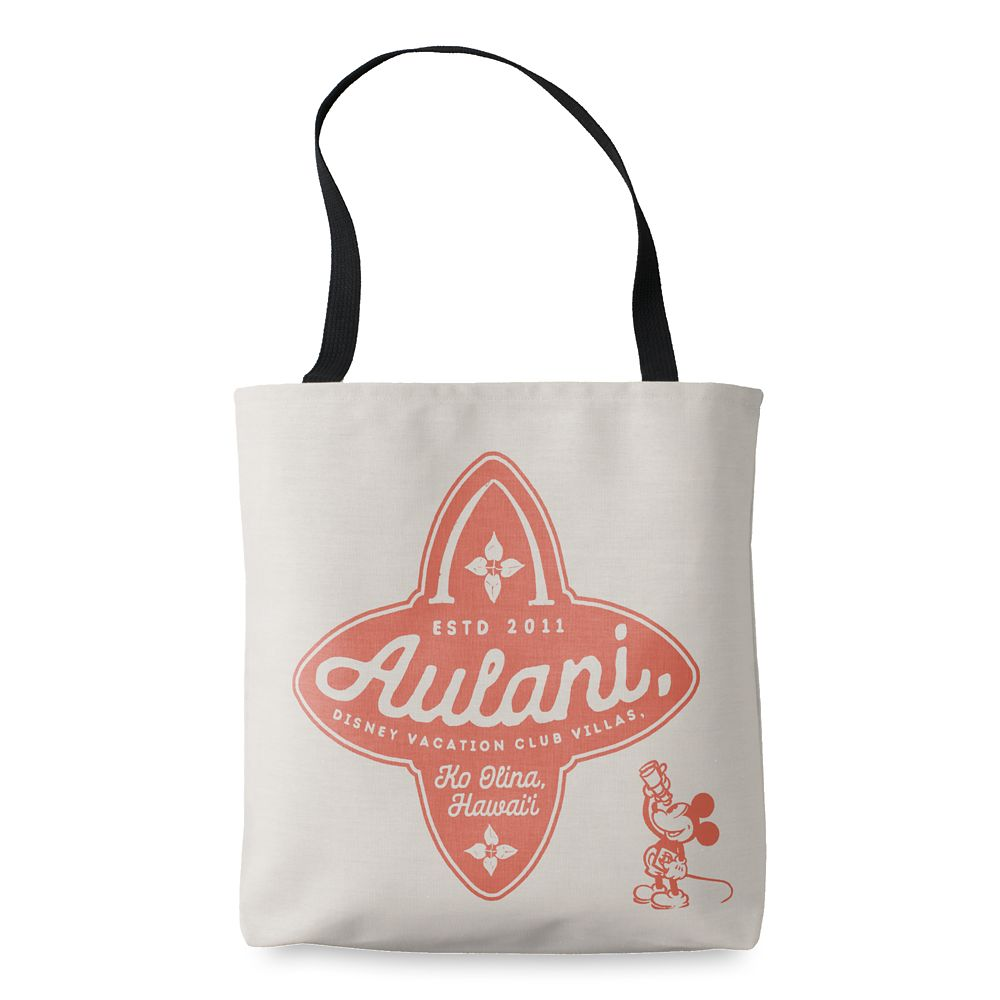 Mickey Mouse Aulani, A Disney Resort & Spa Tote – Customizable