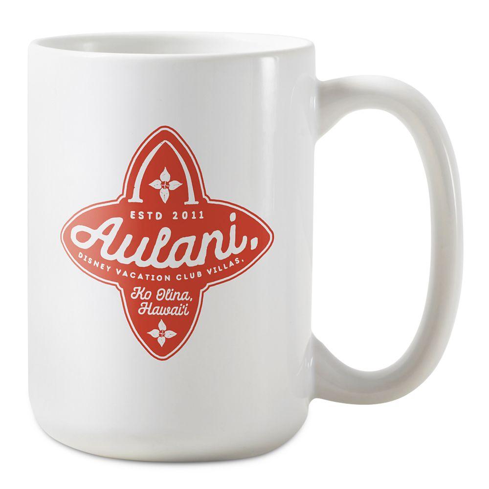 Disney Vacation Club Aulani, A Disney Resort & Spa Mug – Customizable