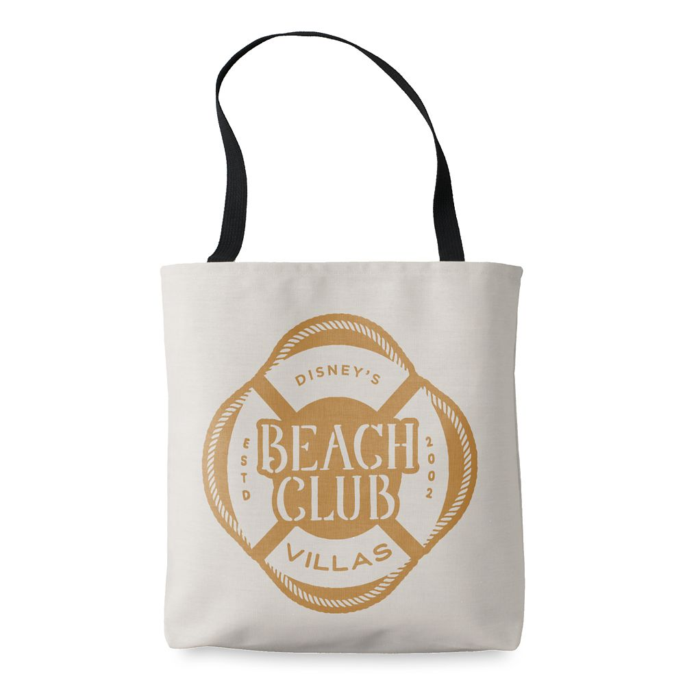 Disney's Beach Club Villas Tote  Customizable
