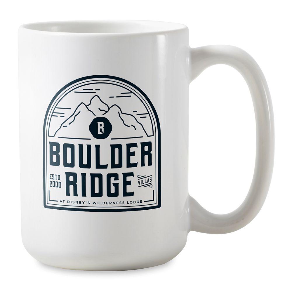 Disney Vacation Club Boulder Ridge Villas Mug – Customizable
