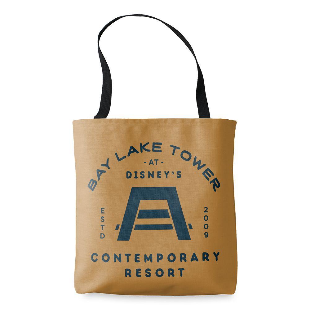 Disney's Bay Lake Tower Tote  Customizable