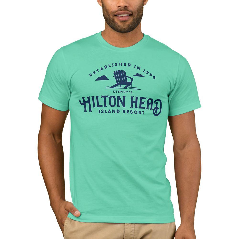 Disney Vacation Club Hilton Head Island Resort T-Shirt for Men – Customizable