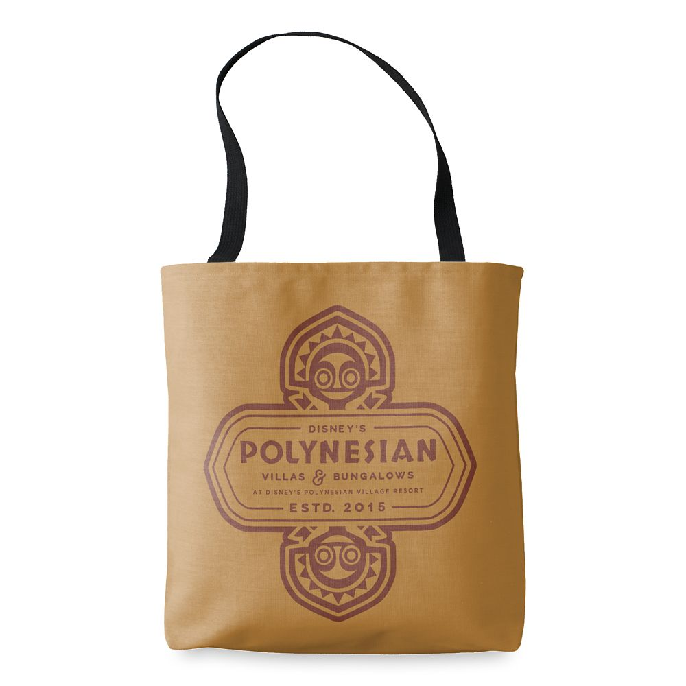 Disney's Polynesian Villas & Bungalows Tote  Customizable