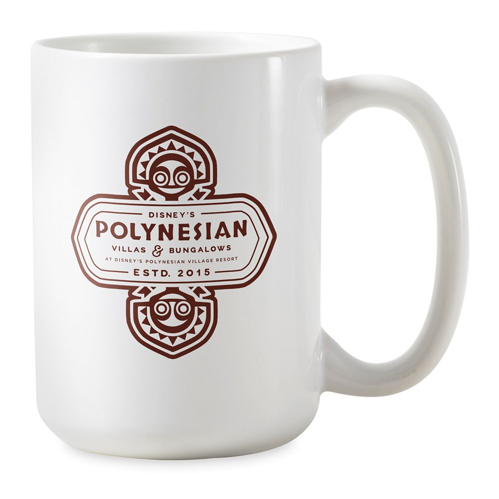 Disney Vacation Club Polynesian Villas & Bungalows Mug – Customizable