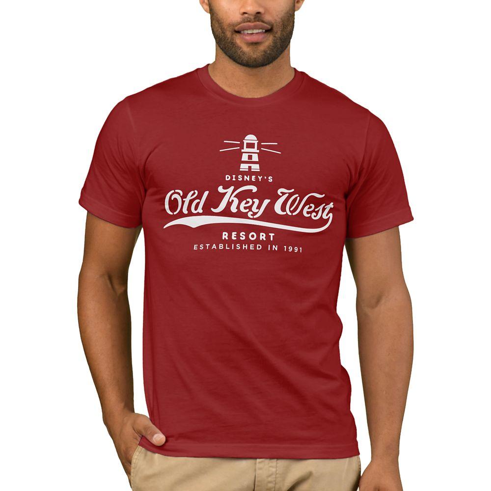 Disney Vacation Club Old Key West Resort T-Shirt for Men – Customizable