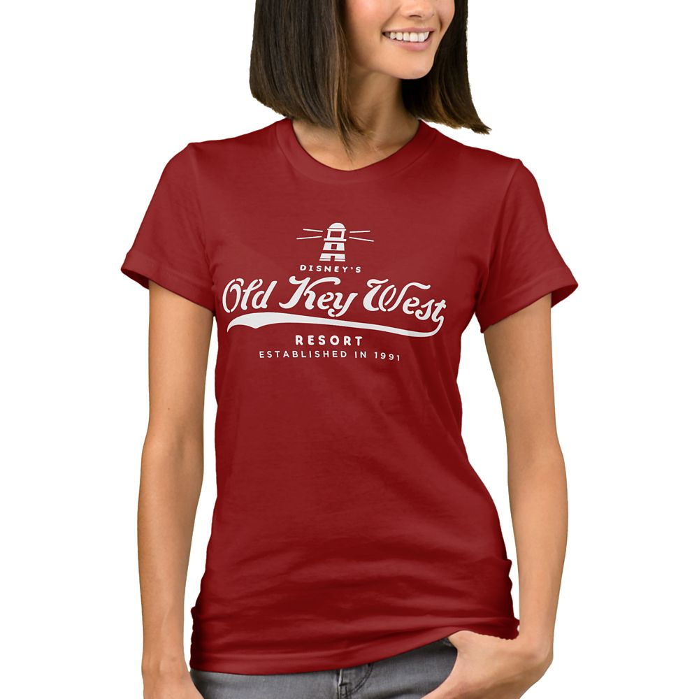 Disney Vacation Club Old Key West Resort T-Shirt for Women  Customizable