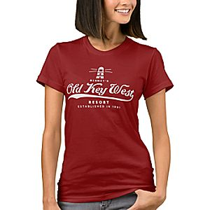 28e253d0 Disney Vacation Club Old Key West Resort T-Shirt for Women – Customizable  Price: $24.95
