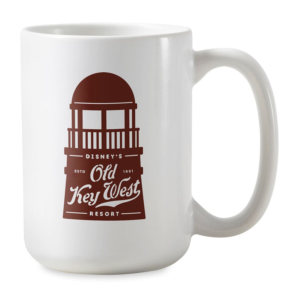 Disney Vacation Club Old Key West Resort Mug – Customizable