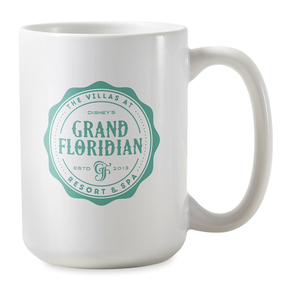 Disney Vacation Club Grand Floridian Resort & Spa Mug – Customizable