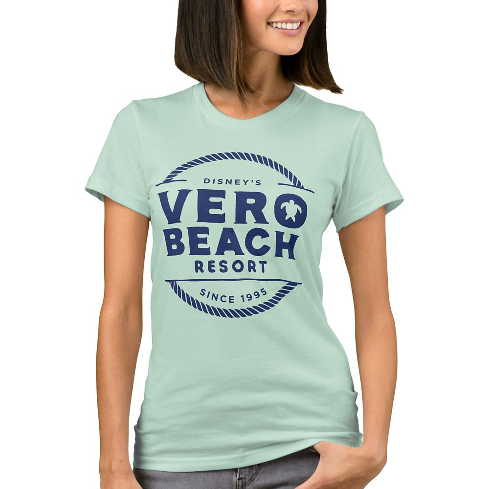 Disney Vacation Club Vero Beach Resort T-Shirt for Women  Customizable