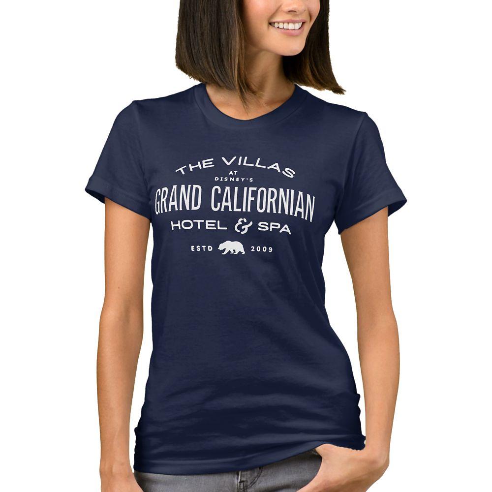 Disney Vacation Club Grand Californian Hotel & Spa T-Shirt for Women – Customizable