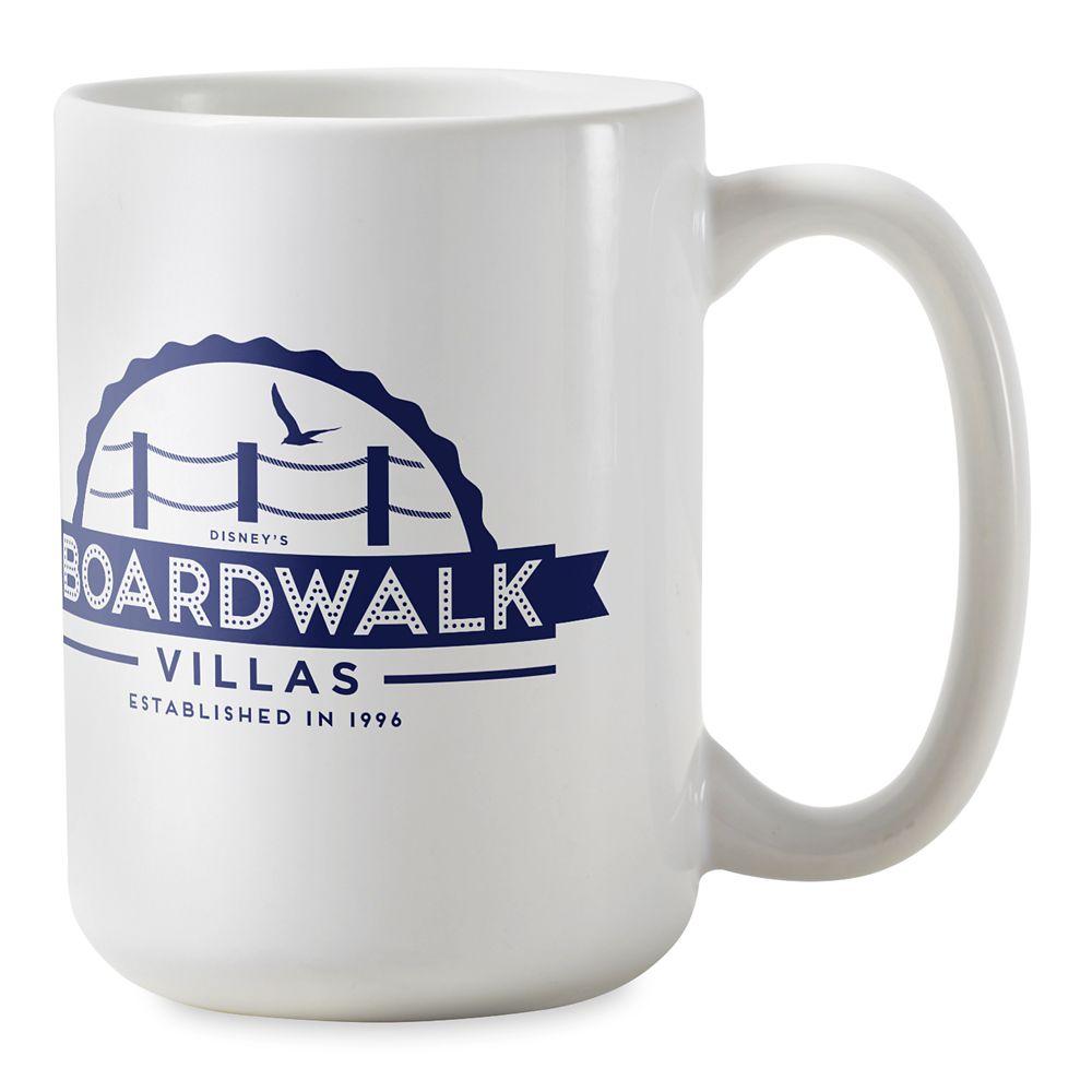 Disney's BoardWalk Villas Mug – Customizable