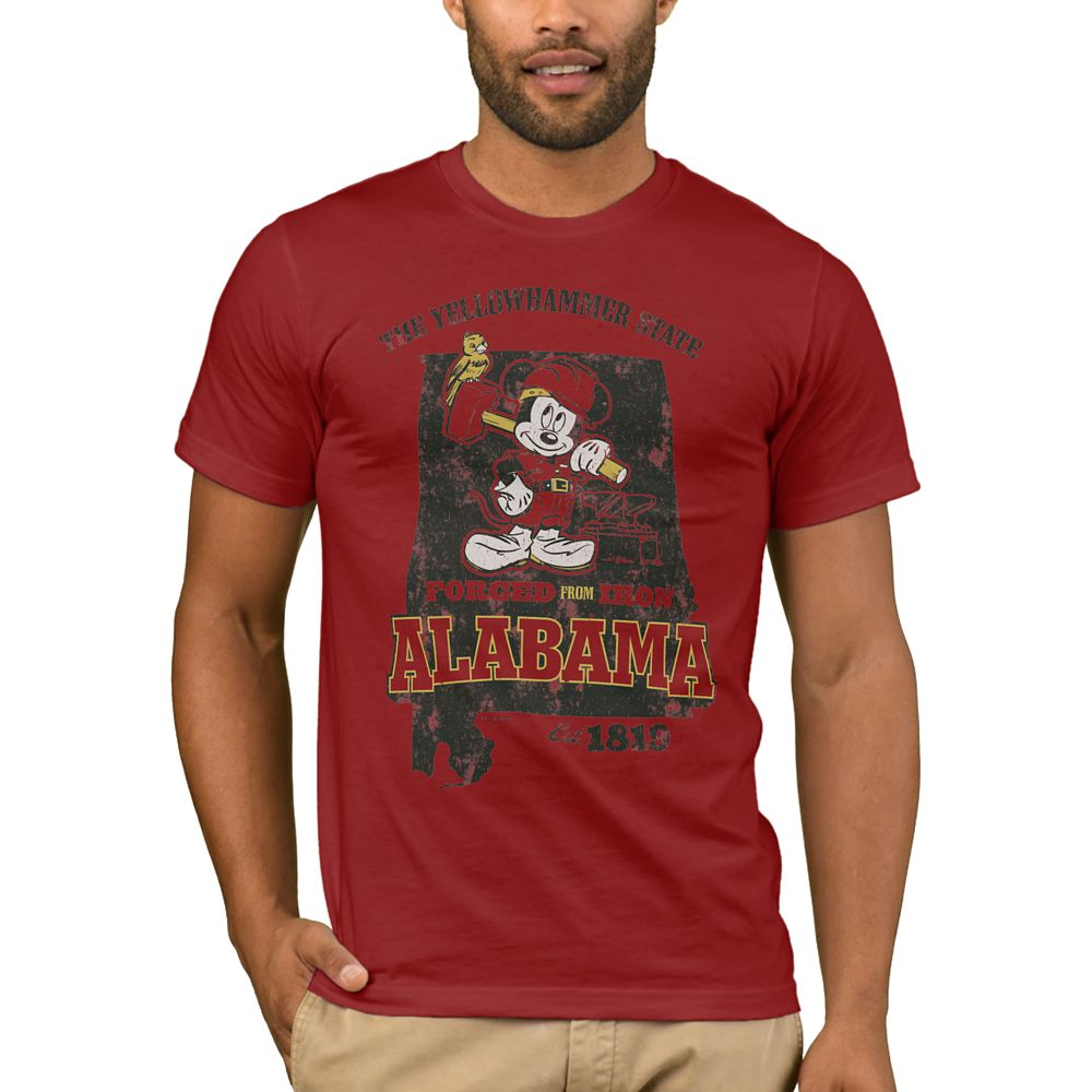 Disney's State Fair Alabama T-Shirt for Adults – Customizable