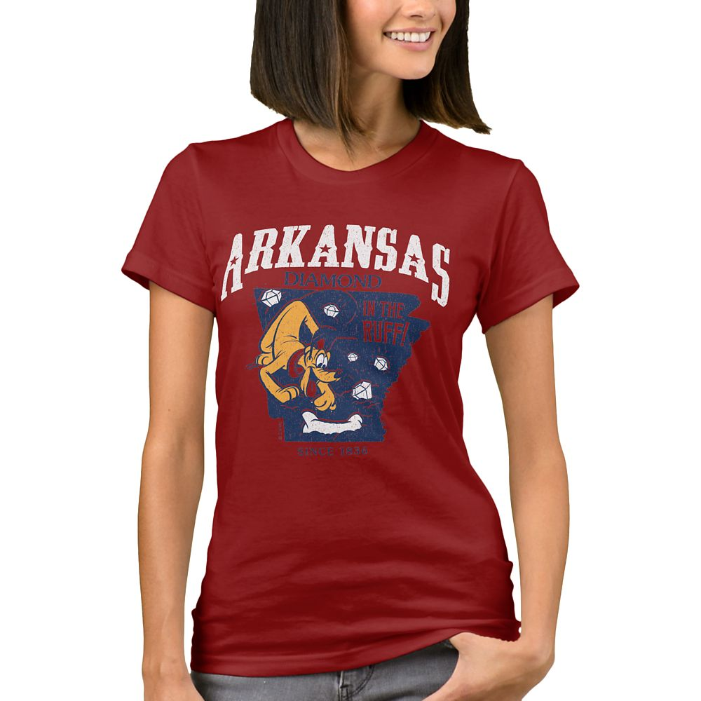 Disney's State Fair Arkansas T-Shirt for Adults – Customizable