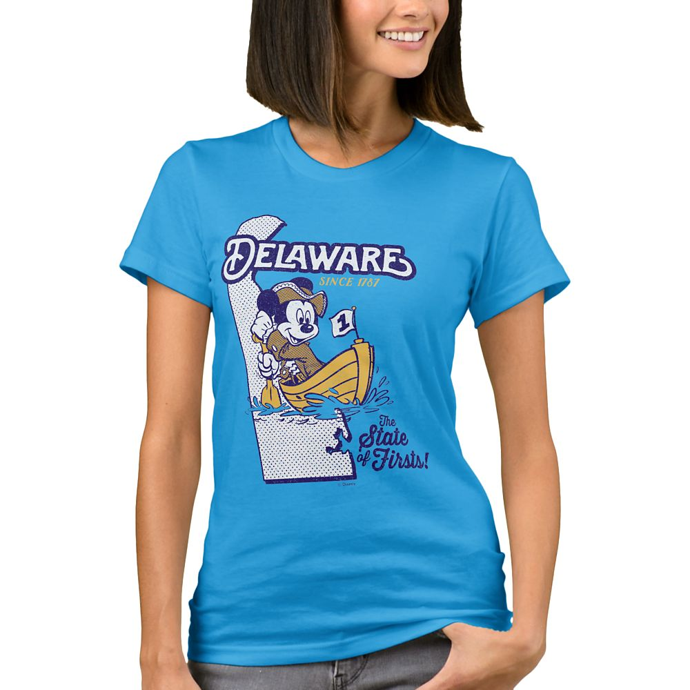Disney's State Fair Delaware T-Shirt for Adults – Customizable