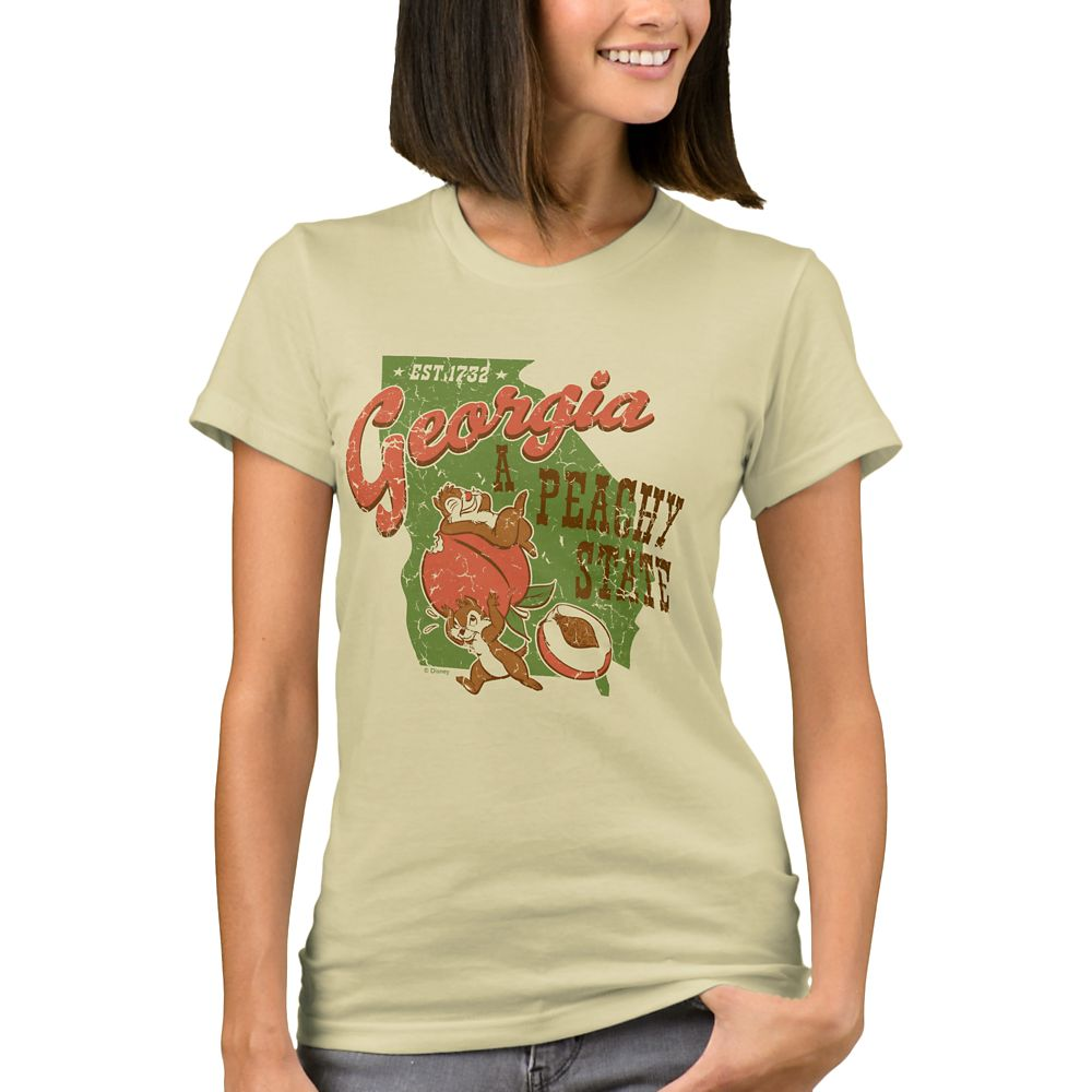 Disney's State Fair Georgia T-Shirt for Adults – Customizable