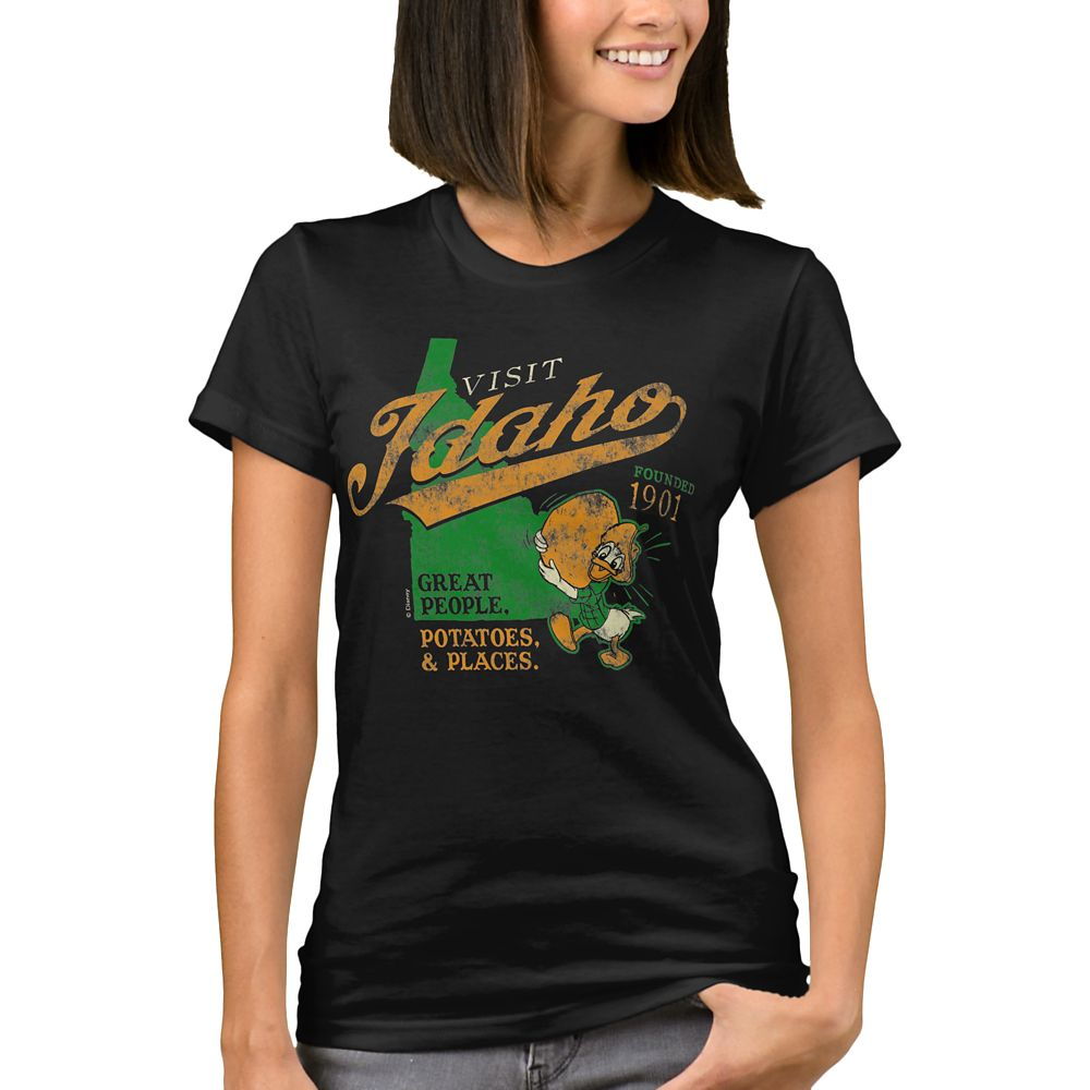 Disney's State Fair Idaho T-Shirt for Adults – Customizable