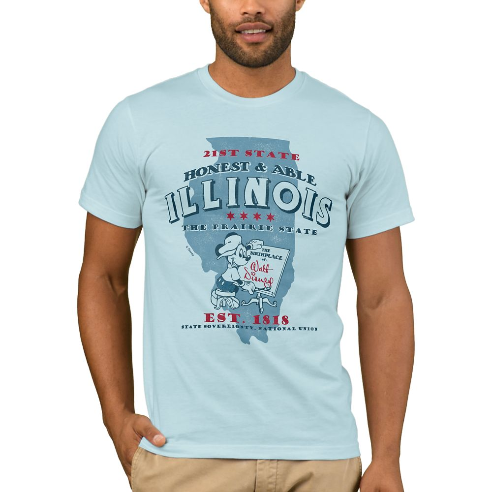 Disney's State Fair Illinois T-Shirt for Adults – Customizable