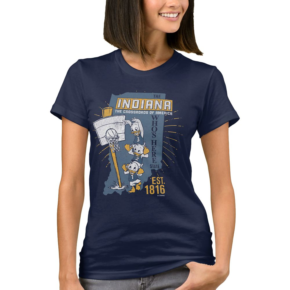 Disney's State Fair Indiana T-Shirt for Adults  Customizable