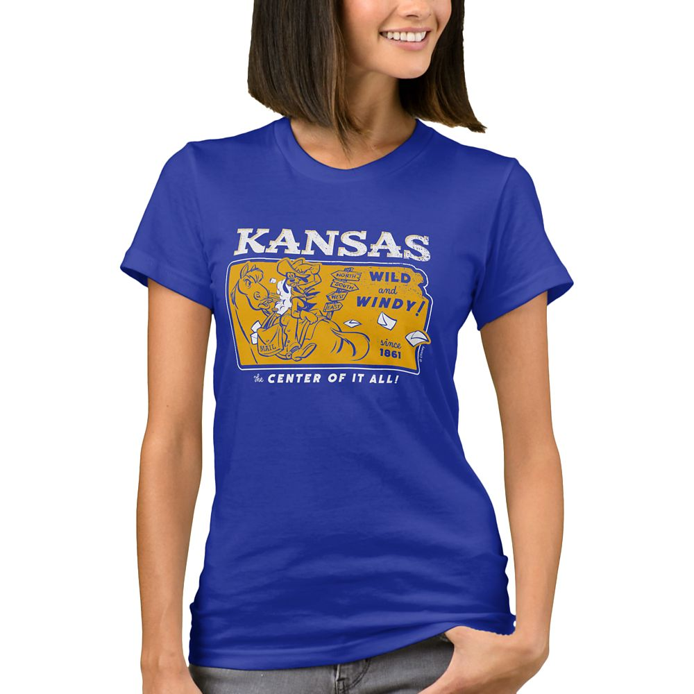 Disney's State Fair Kansas T-Shirt for Adults – Customizable