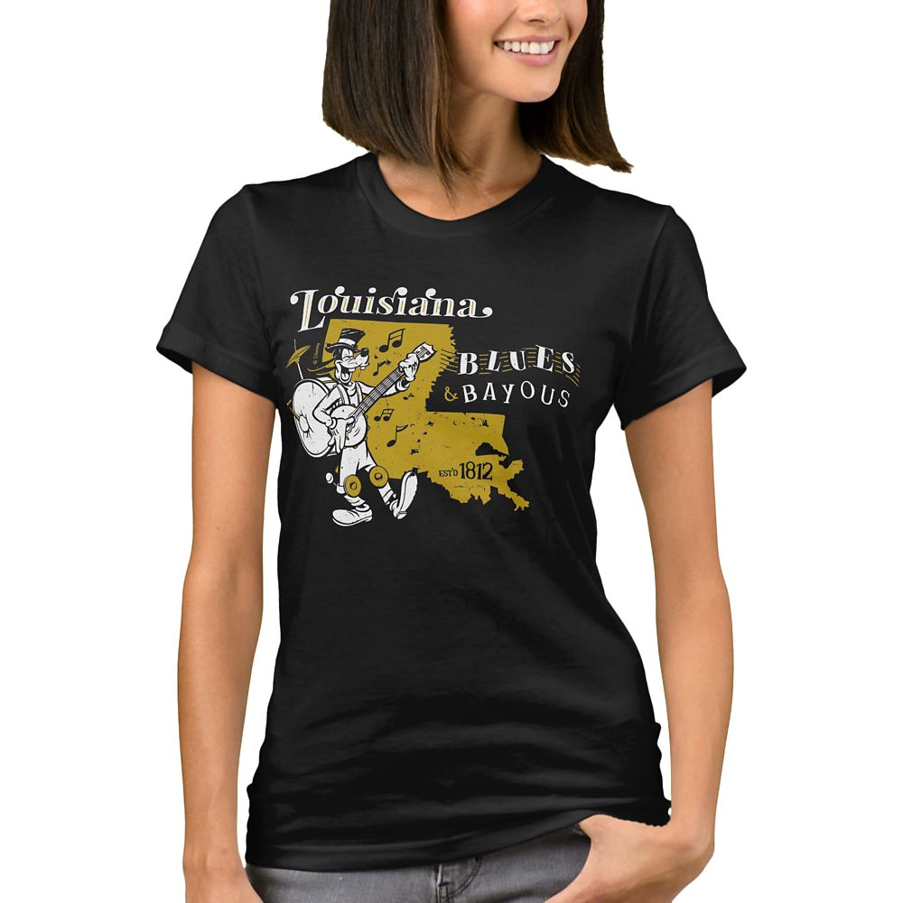 Disney's State Fair Louisiana T-Shirt for Adults – Customizable