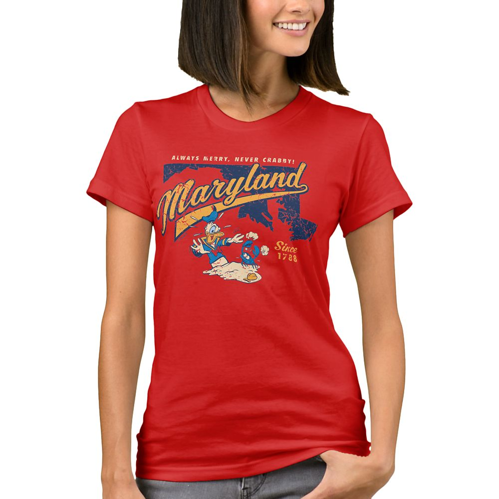Disney's State Fair Maryland T-Shirt for Adults  Customizable