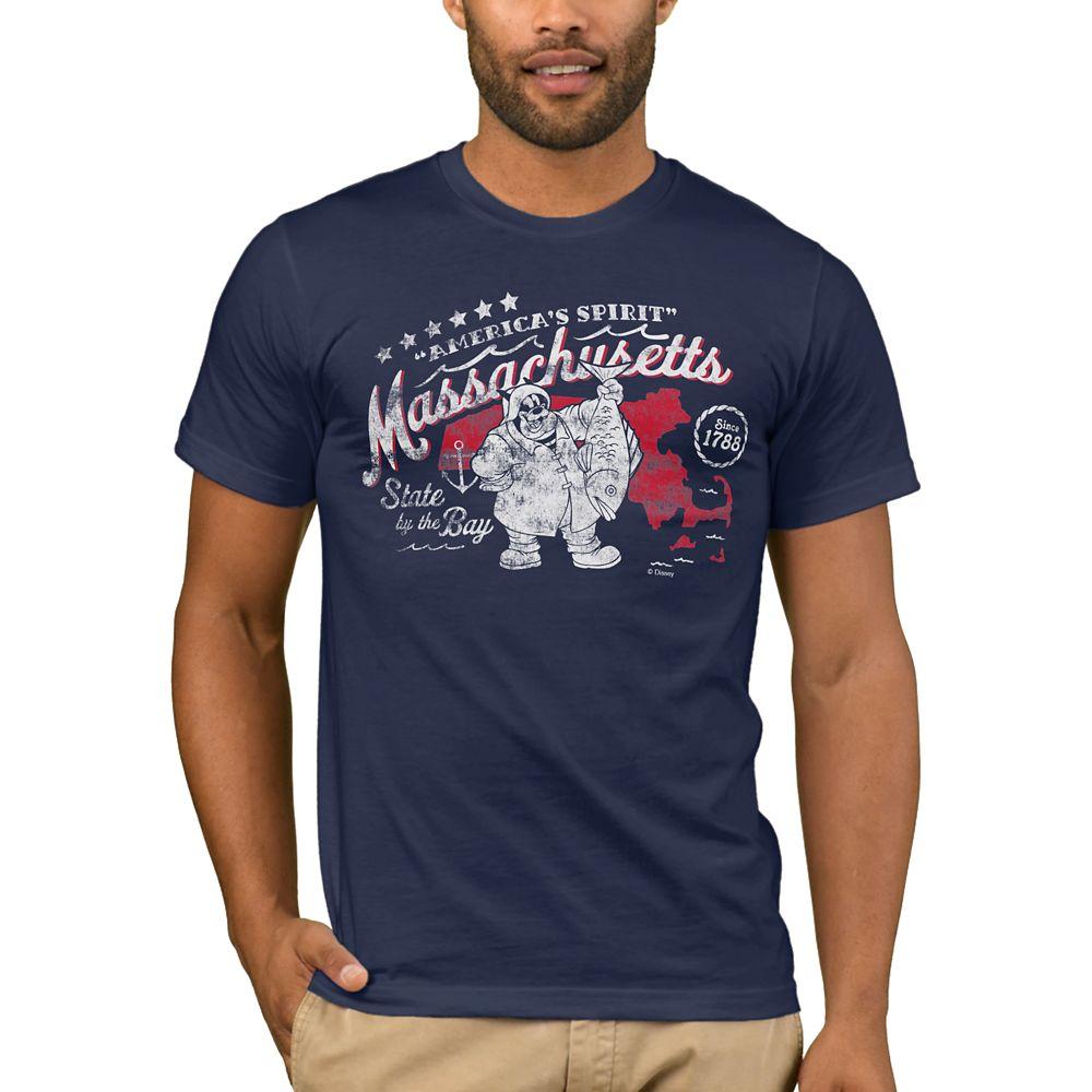 Disney's State Fair Massachusetts T-Shirt for Adults – Customizable