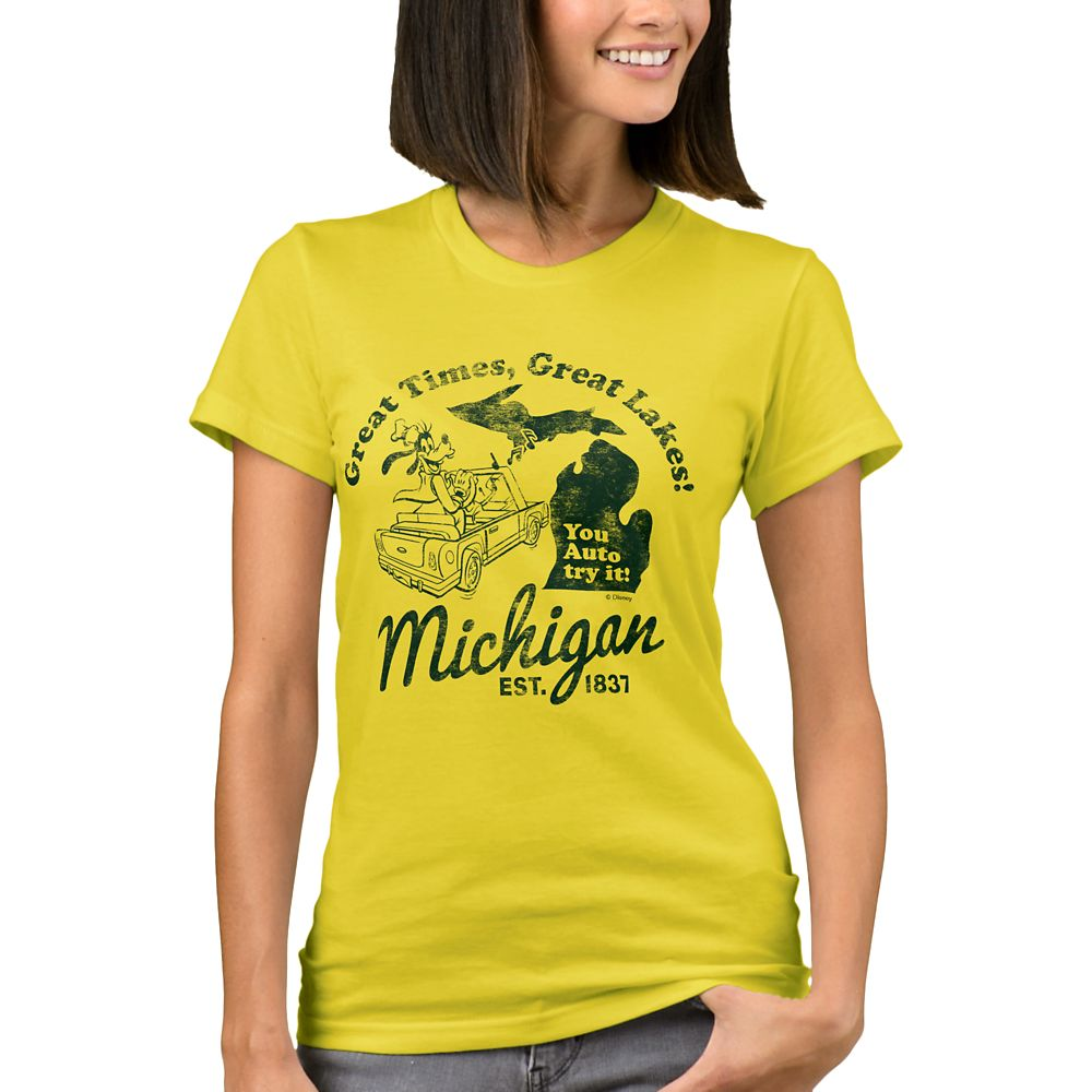 Disney's State Fair Michigan T-Shirt for Adults – Customizable