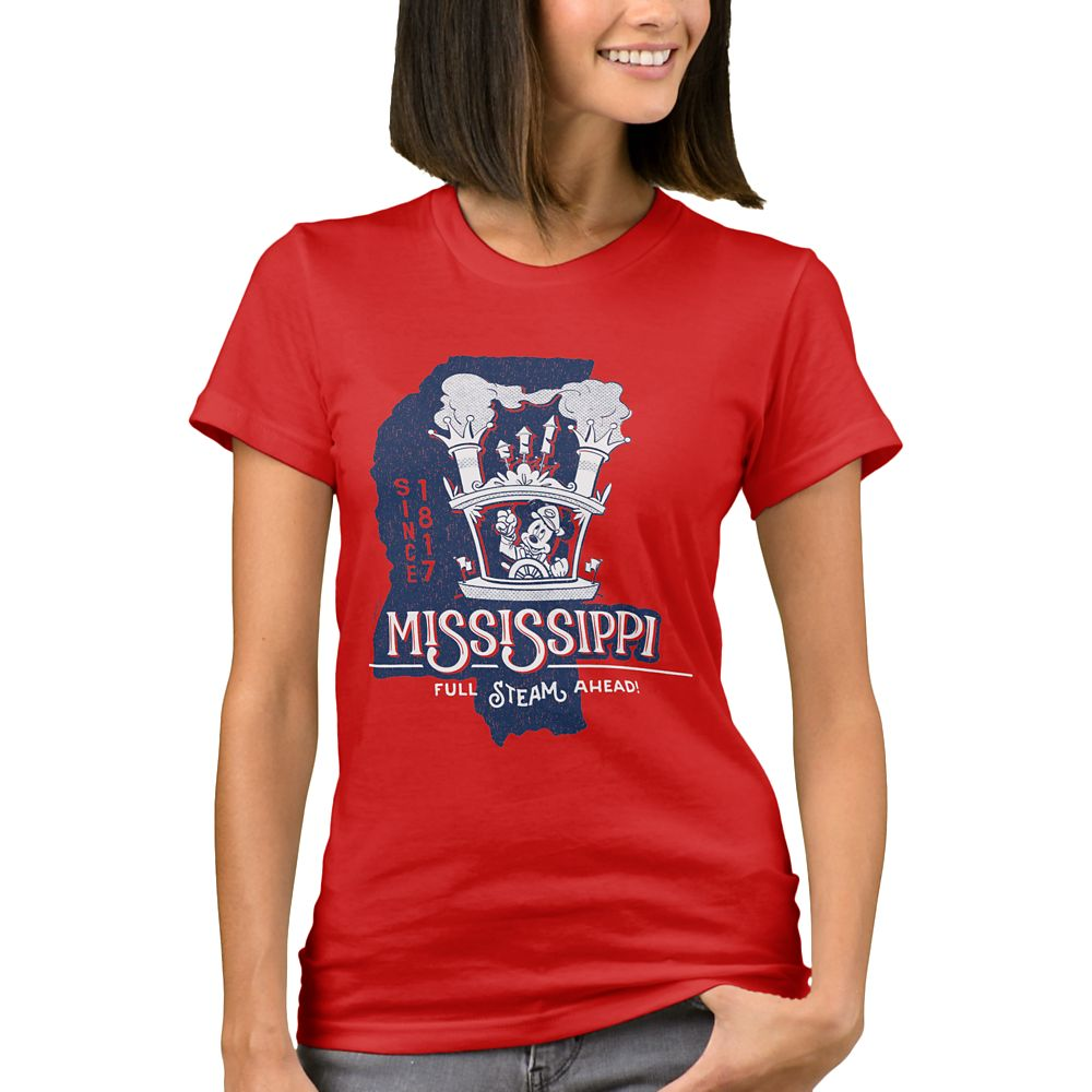 Disney's State Fair Mississippi T-Shirt for Adults – Customizable