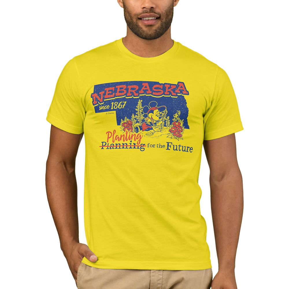 Disney's State Fair Nebraska T-Shirt for Adults – Customizable