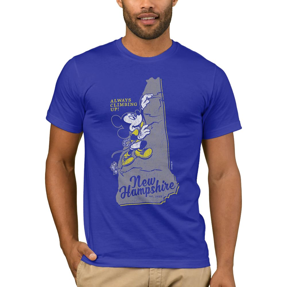 Disney's State Fair New Hampshire T-Shirt for Adults – Customizable