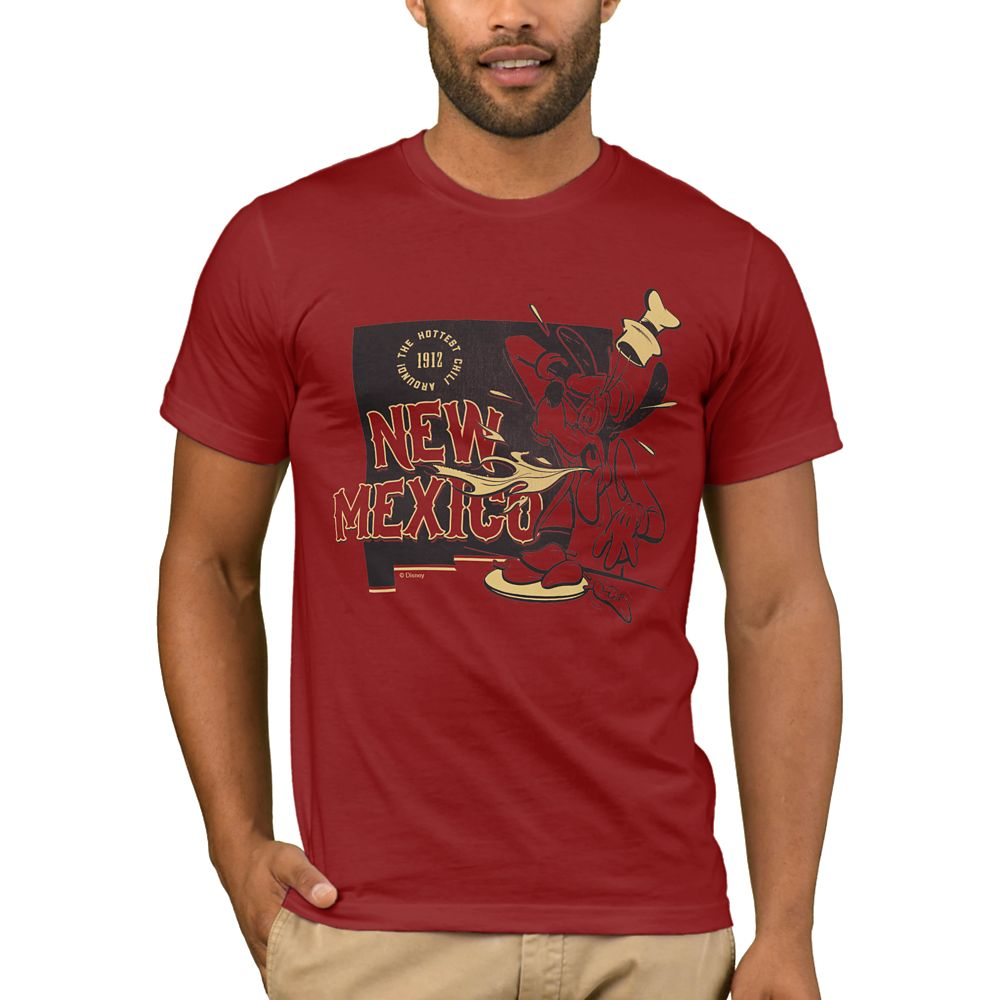 Disney's State Fair New Mexico T-Shirt for Adults – Customizable