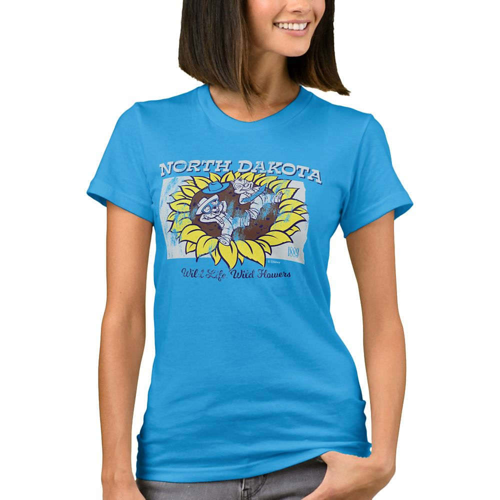 Disney's State Fair North Dakota T-Shirt for Adults – Customizable