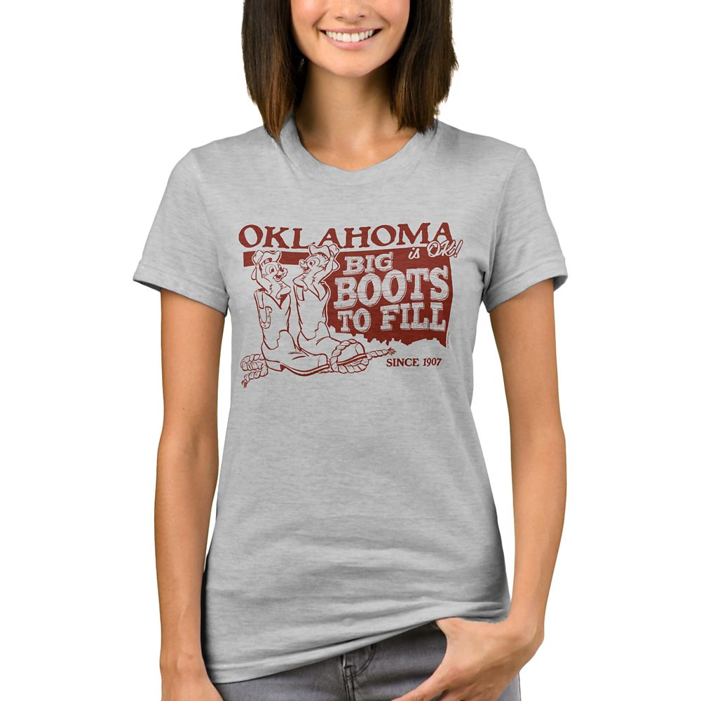 Disney's State Fair Oklahoma T-Shirt for Adults – Customizable
