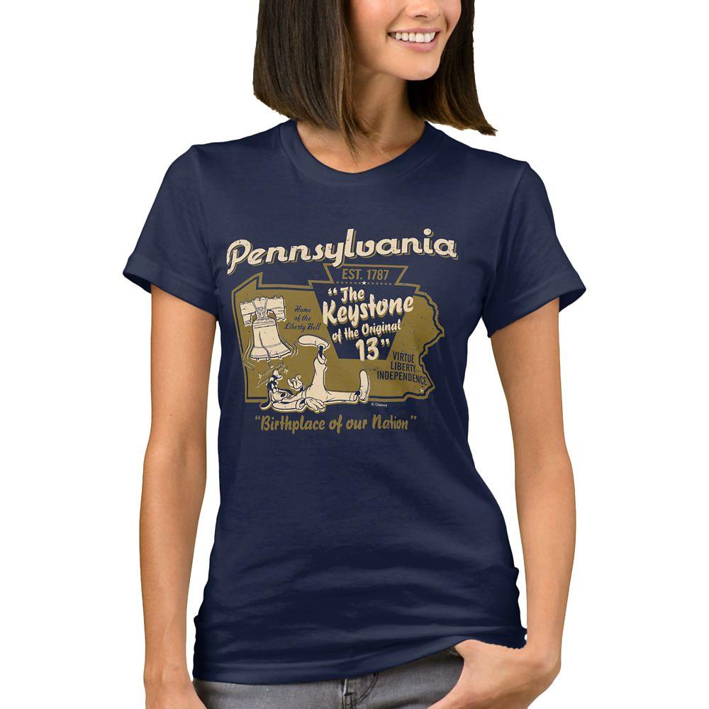 Disney's State Fair Pennsylvania T-Shirt for Adults  Customizable