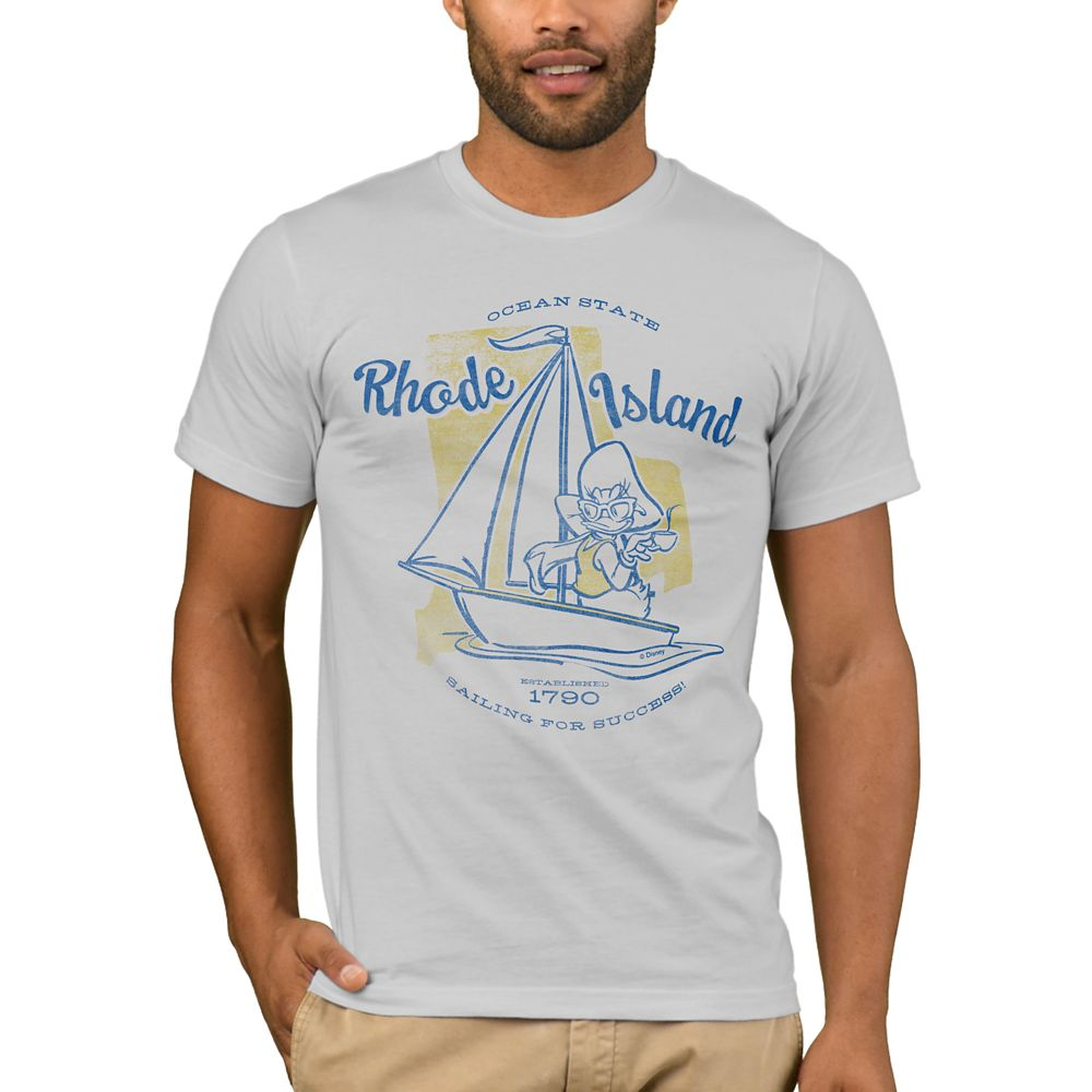 Disney's State Fair Rhode Island T-Shirt for Adults – Customizable