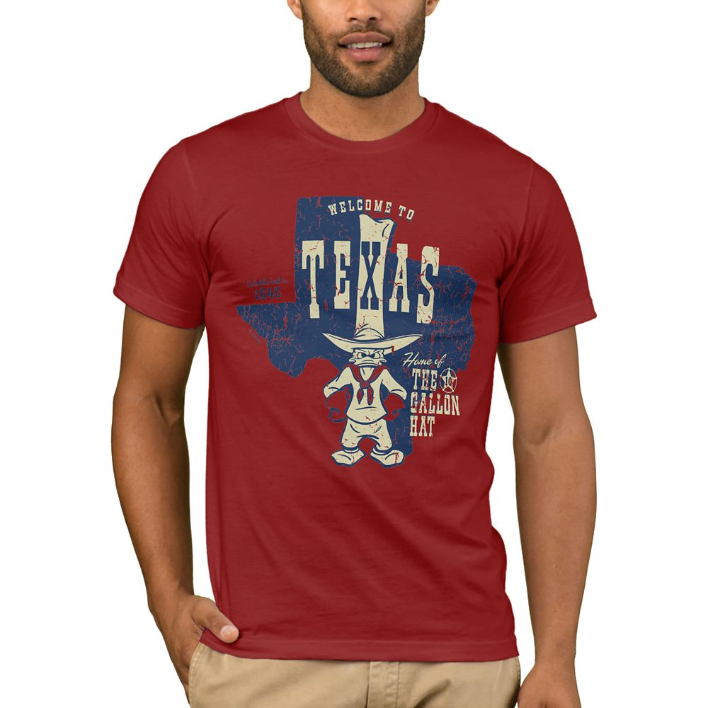 Disney's State Fair Texas T-Shirt for Adults  Customizable
