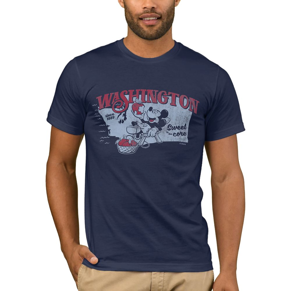 Disney's State Fair Washington T-Shirt for Adults – Customizable