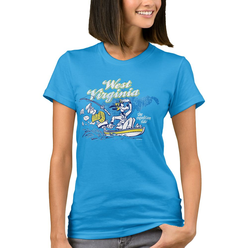 Disney's State Fair West Virginia T-Shirt for Adults – Customizable