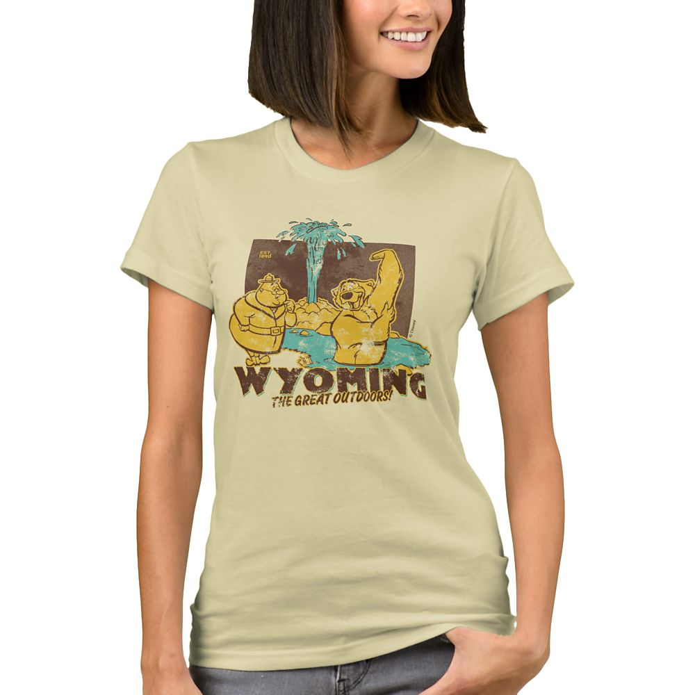Disney's State Fair Wyoming T-Shirt for Adults – Customizable