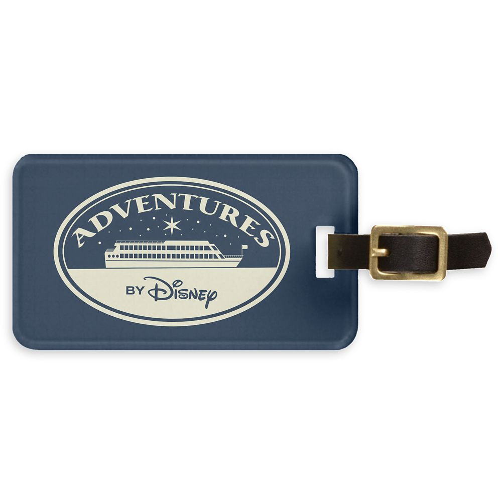 Adventures by Disney Boat Badge Luggage Tag  Customizable