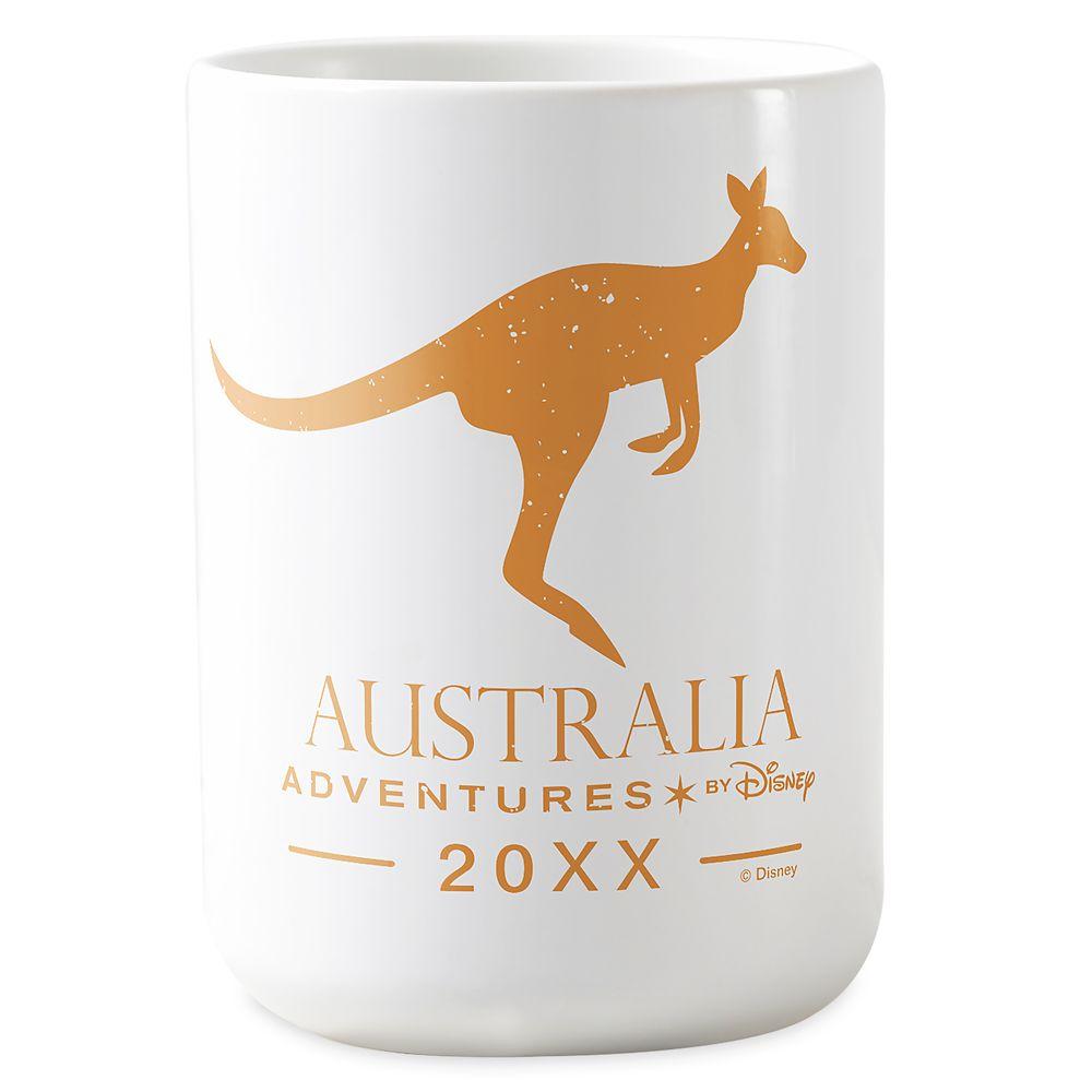 Adventures by Disney Australia Kangaroo Coffee Mug  Customizable