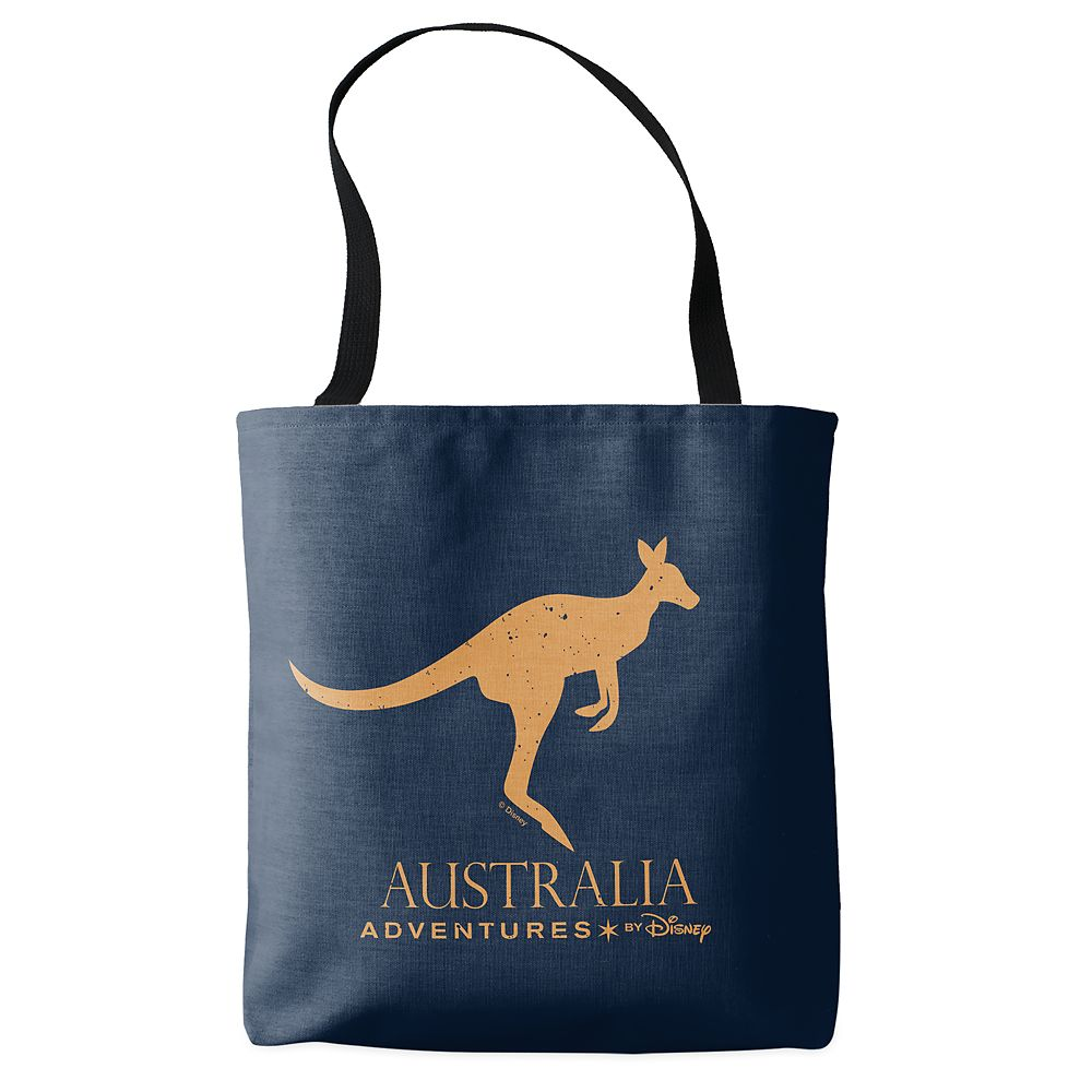 Adventures by Disney Australia Kangaroo Tote Bag  Customizable