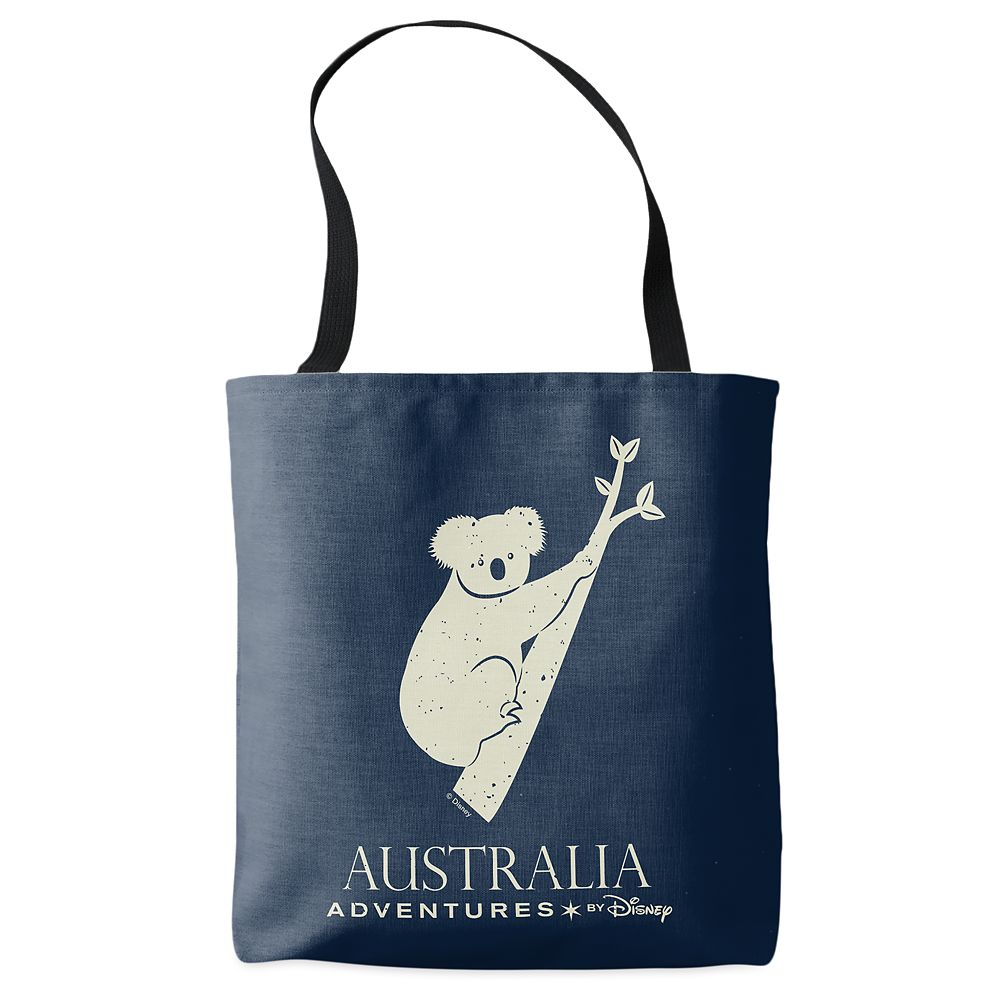 shopdisney.com - Adventures by Disney Australia Koala Tote Bag  Customizable 19.95 USD