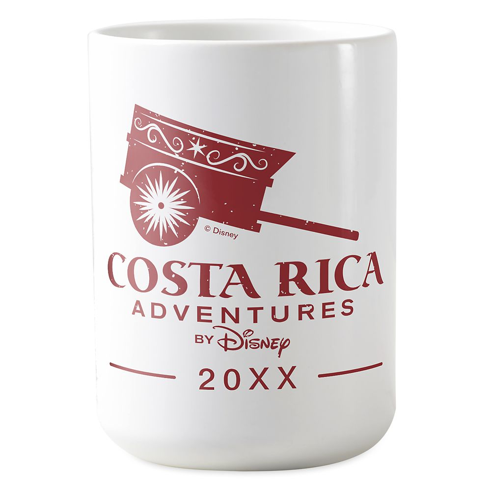 Adventures by Disney Costa Rica Coffee Mug  Customizable