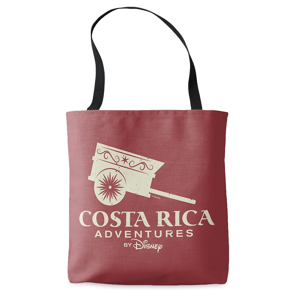 shopdisney.com - Adventures by Disney Costa Rica Tote Bag  Customizable 19.95 USD