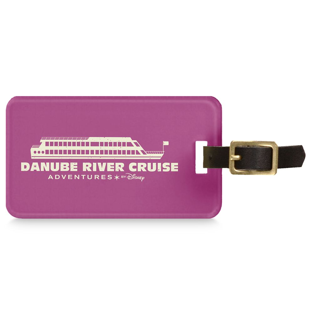 Adventures by Disney Danube River Cruise Luggage Tag  Customizable