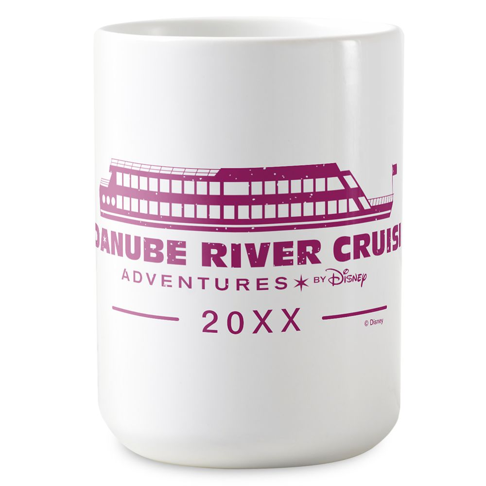 Adventures by Disney Danube River Cruise Coffee Mug  Customizable
