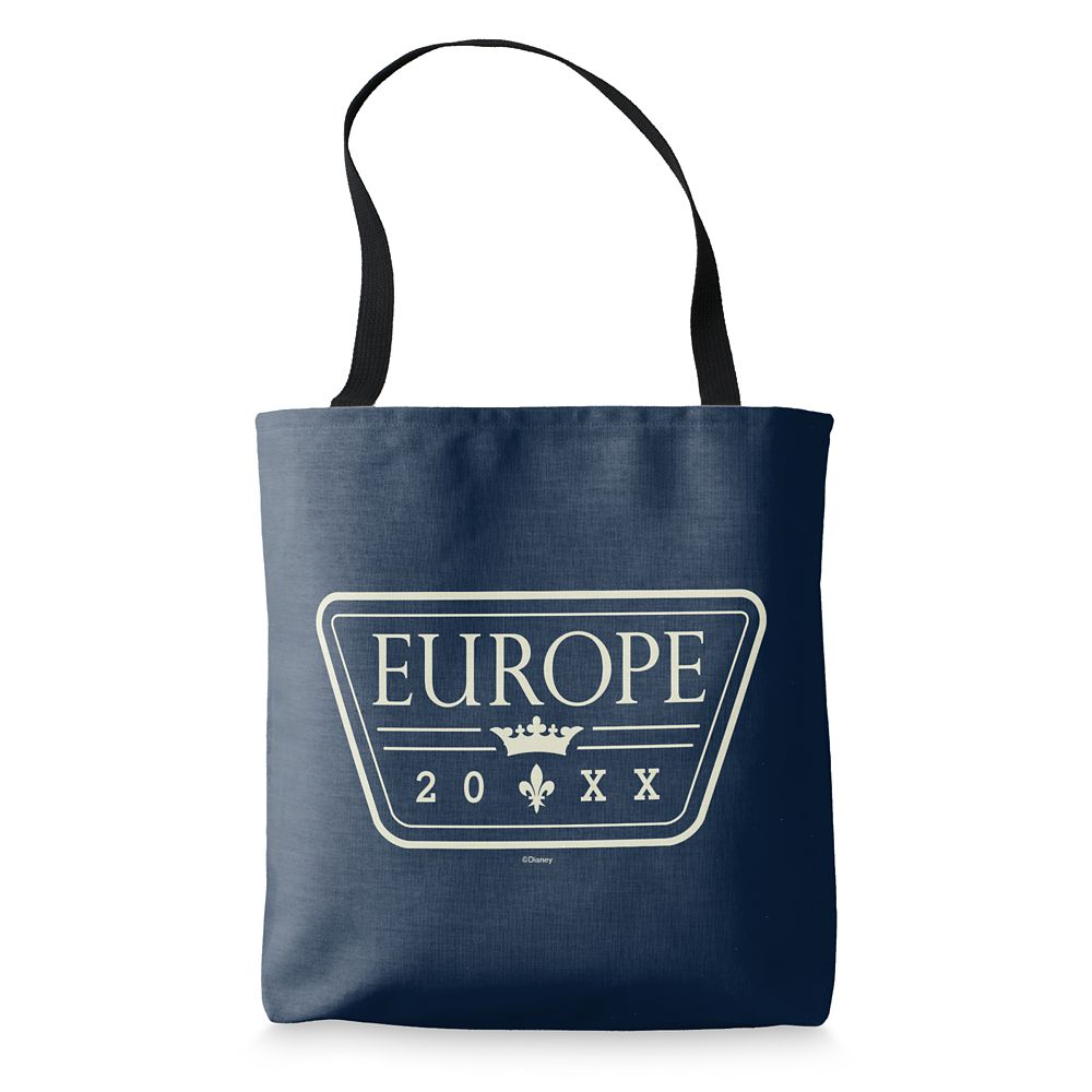 shopdisney.com - Adventures by Disney Europe Family Adventure Tote Bag  Customizable 19.95 USD