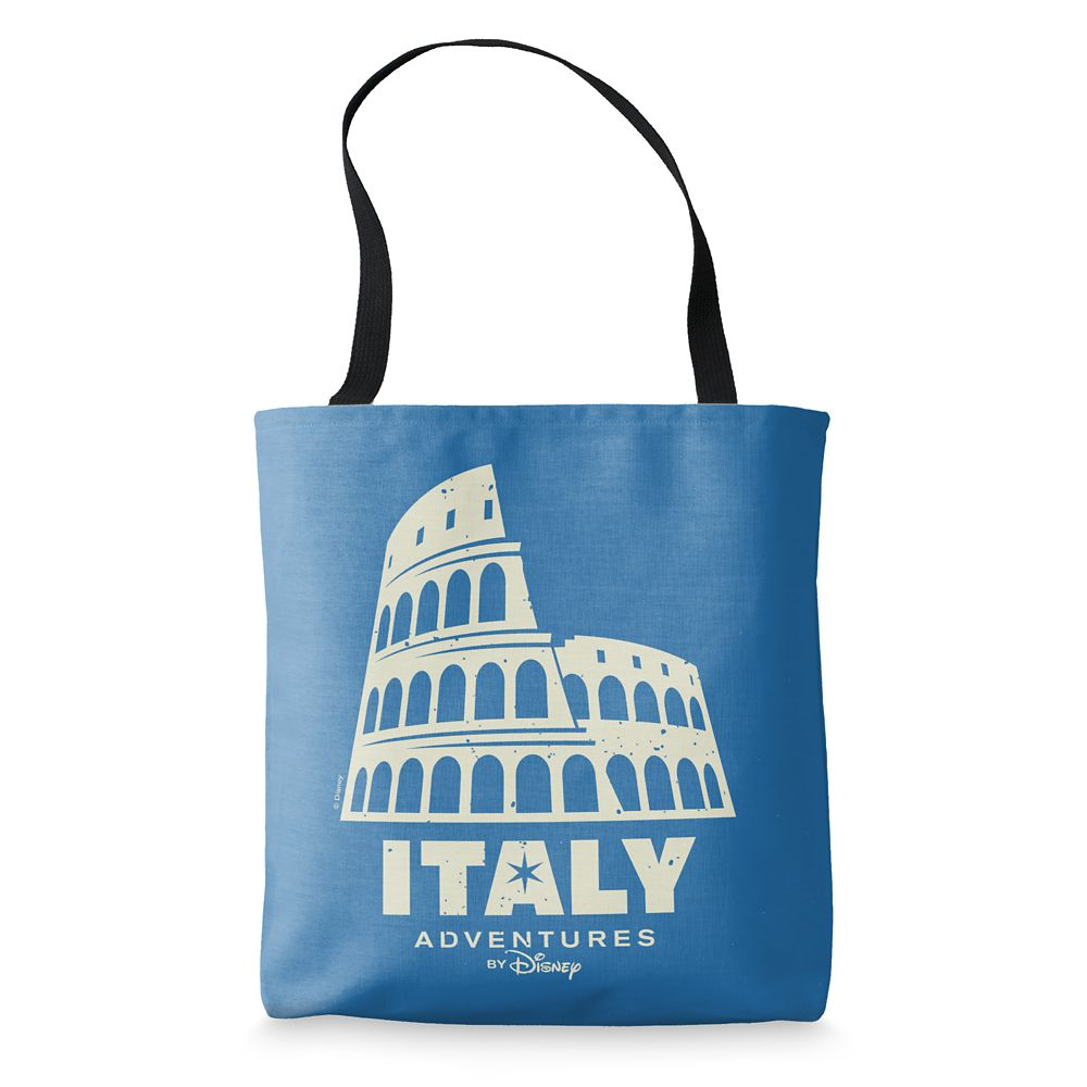 Adventures by Disney Italy Tote Bag  Customizable